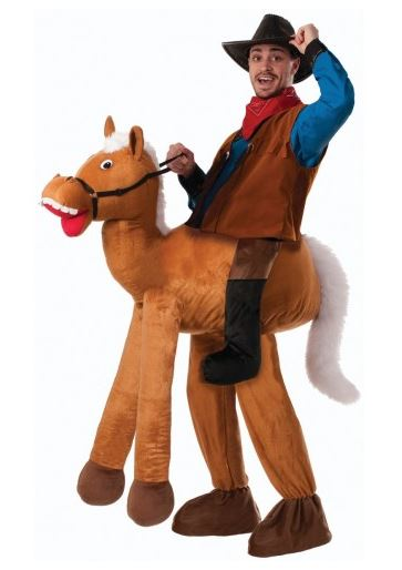 ride-on-horse