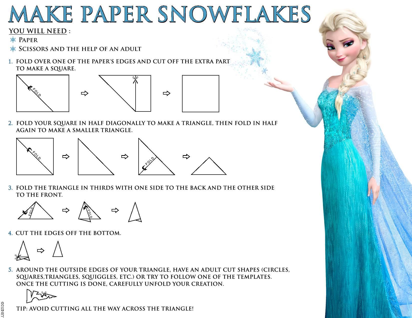 Frozen: Muñecas 3D de Papel para Imprimir Gratis. | Ideas