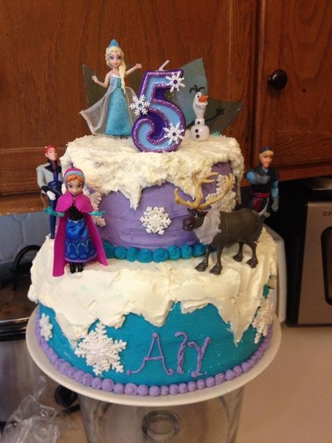 Fiesta cumpleaños Frozen (Anna y Elsa): +10 mejores ideas y ...