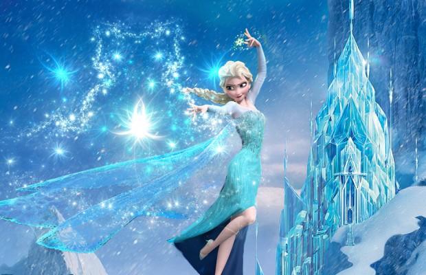 costume d elsa la reine des neiges les secrets d 39 une robe de princesse tr s sp ciale id es de. Black Bedroom Furniture Sets. Home Design Ideas