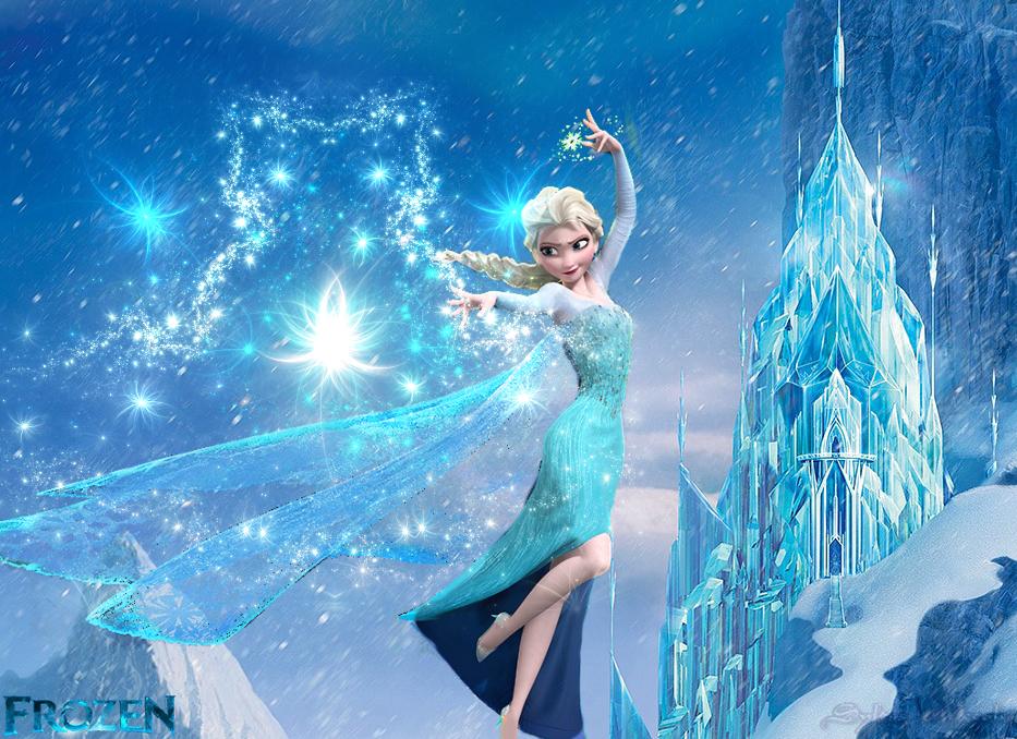 Costume d elsa la reine des neiges les secrets d 39 une - Fin de la reine des neiges ...