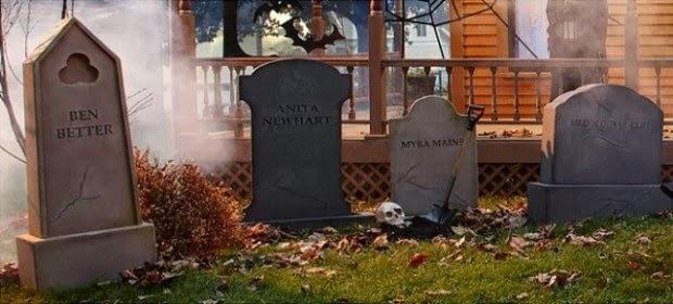 Des id es diabloliques pour une d coration halloween - Decoracion halloween para casa ...