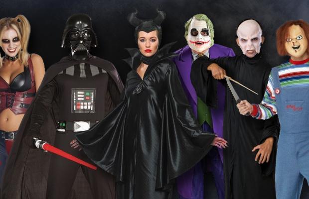 villanos disfraces
