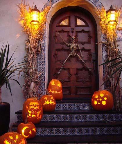 Los must de decoraci n halloween para un fiest n de miedo - Ideas para decorar calabazas halloween ...