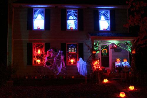 Los must de decoraci n halloween para un fiest n de miedo for Ideas para decorar tu casa en halloween