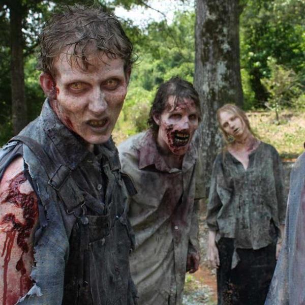 Disfraz de zombie al estilo The walking dead | Cositas ...