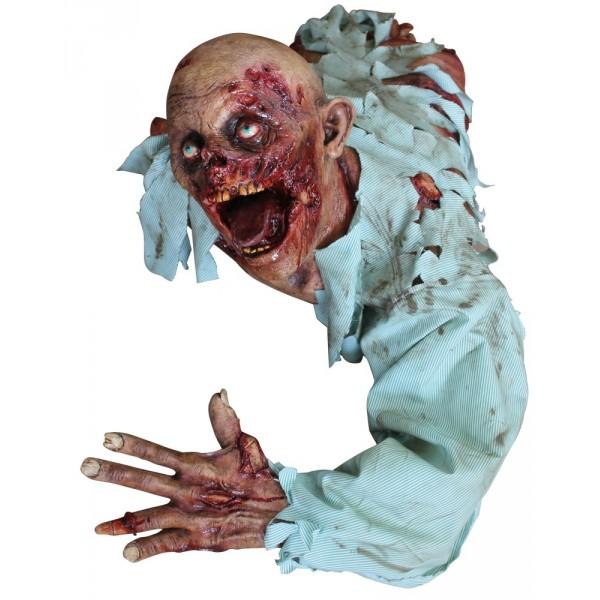 kriechender-zombie-halloween-dekoration