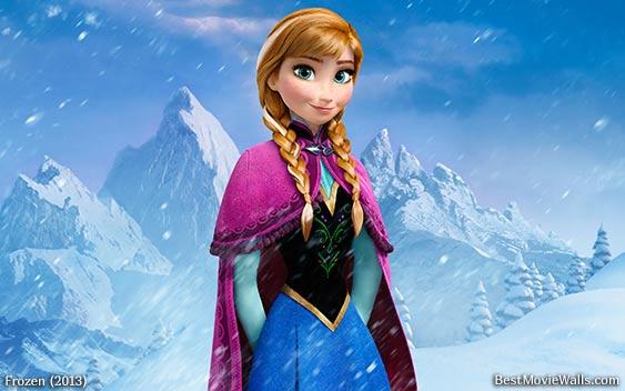 Disfraz Anna Frozen Secretos De La Princesa De Arendelle