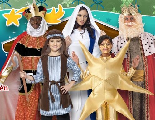 Imagenes de mujeres vestidas de reyes magos