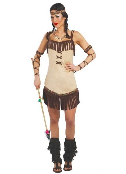 disfraz-de-india-seductora
