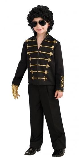 Disfraz michael Jackson de los 80 Niño