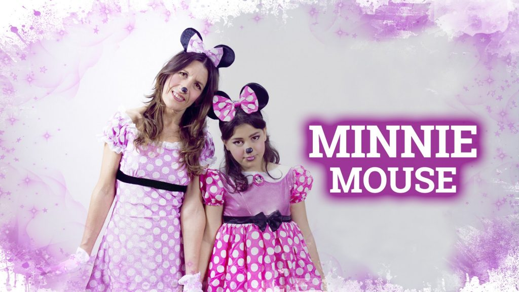 07a3c3576 Cómo disfrazarse de Minnie Mouse ¡Inspírate en el clásico de Disney más  romántico!