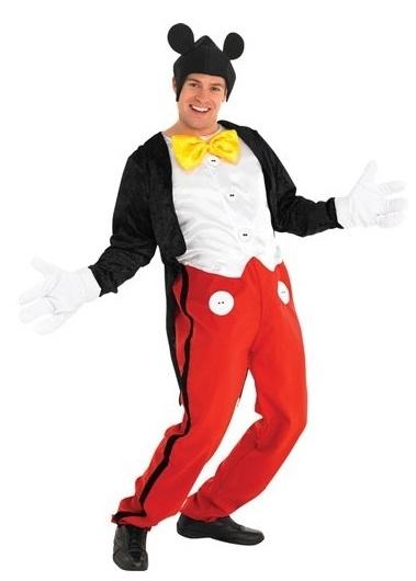 disfraz-de-mickey-mouse