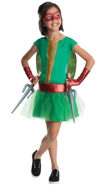 disfraz-de-raphael-tortugas-ninja-deluxe-para-nina