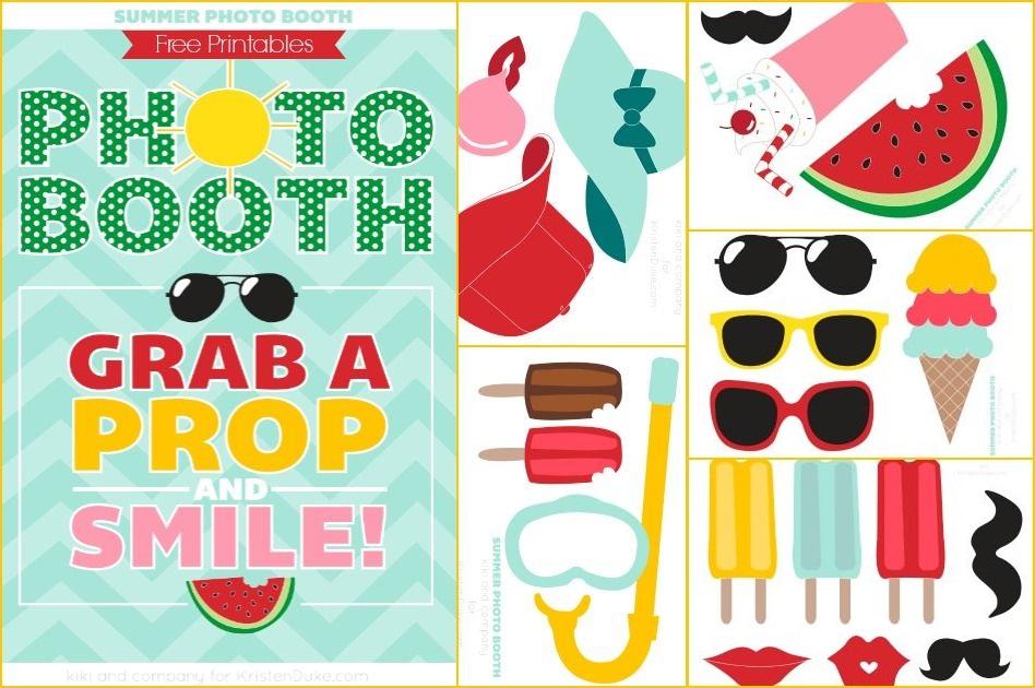 Plantillas ideas y accesorios para tu fiesta photocall - Como hacer un photocall cumpleanos ...