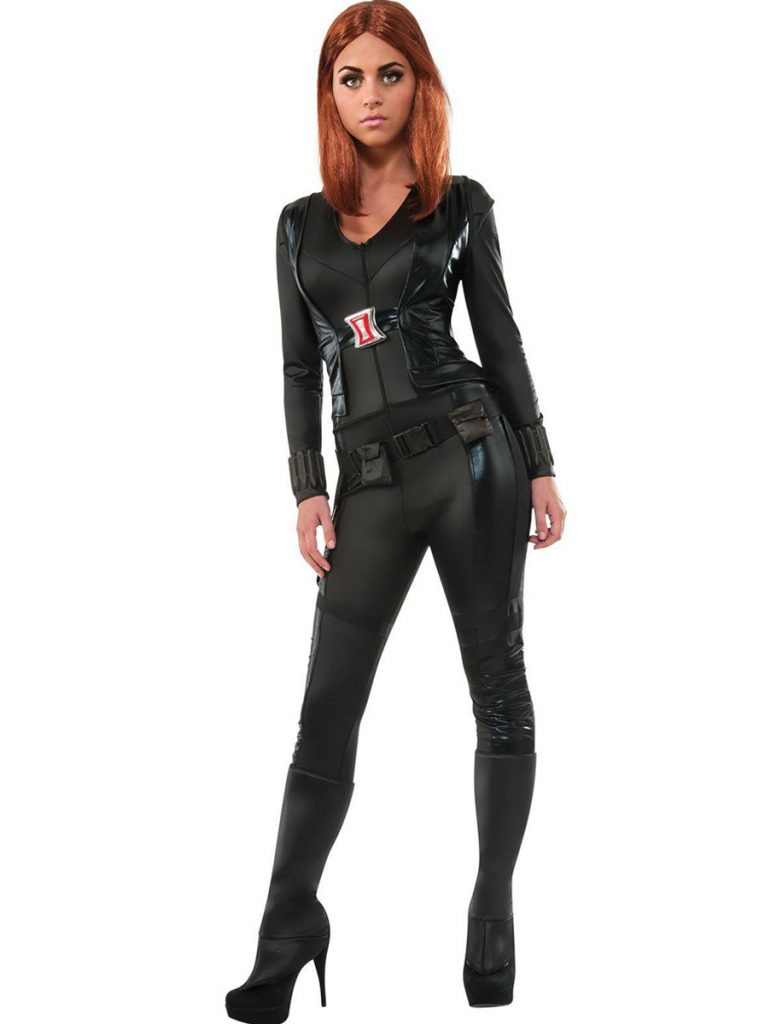 Black Widow Costume for woman