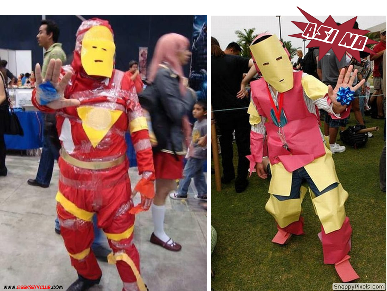 ASI NO IRON MAN