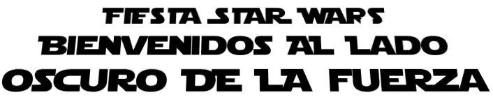Intro fiesta star wars