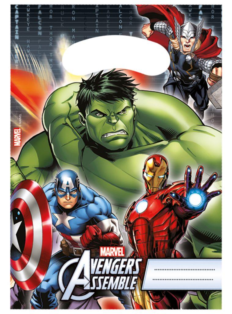 Fiesta Cumpleaños Vengadores Ideas Para Superheroes