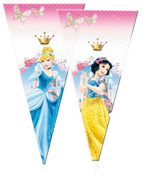 set-de-bolsas-de-cono-disney-princesas-luxury