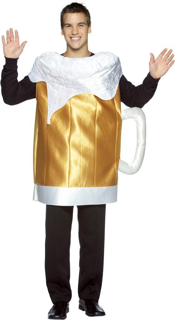 Disfraz de Jarra de Cerveza