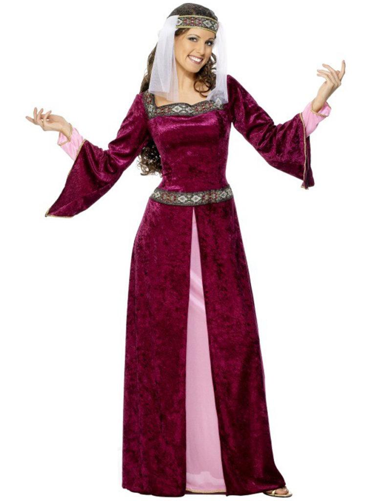 Disfraz de Lady Marion