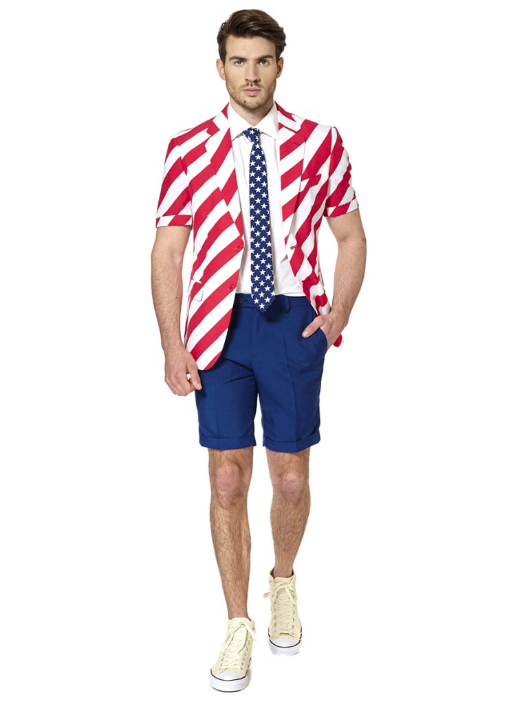 Opposuit Summer Edition United Stripes