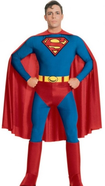 disfraz-de-superman