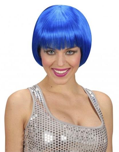 peluca-rave-azul