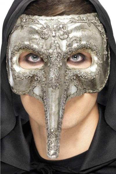 M scaras de carnaval de la antigua venecia al mardi gras - Mascaras venecianas decoracion ...