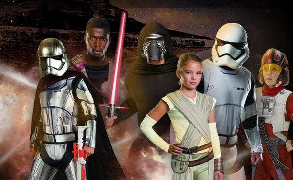 Disfraces Star Wars Episodio 7