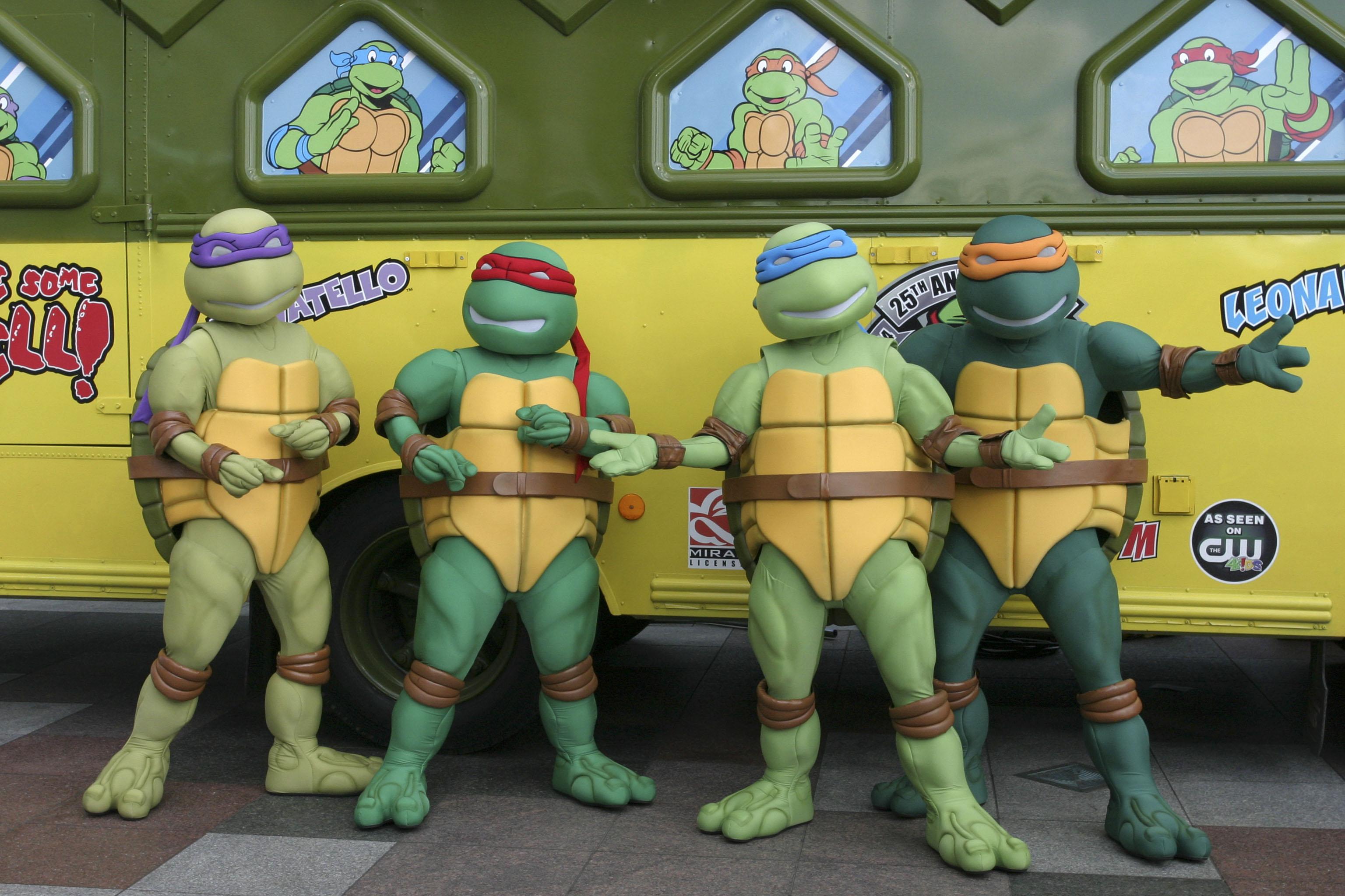 Fiesta Cumpleanos Tortugas Ninja Ideas Diy Y Decoracion