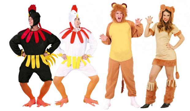 Connu Déguisement couple pour carnaval: TOP10 idées de costumes OR43