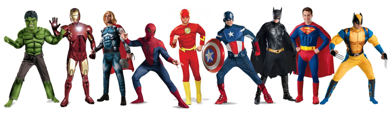 disfraces-de-superheroes