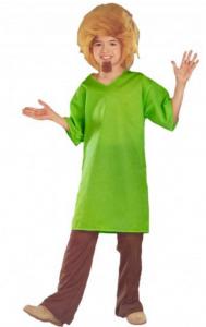 disfraz shaggy scooby doo