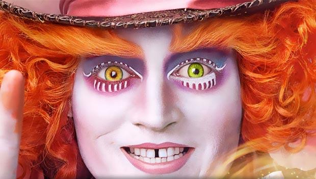 D guisement du chapelier fou le personnage le plus toqu du pays des merveilles id es de - Maquillage chapelier fou ...