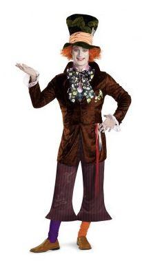 Es uno de los personajes que más nos gustan y por eso el disfraz del Sombrerero  Loco es uno de nuestros preferidos. Así lo vio Tim Burton en la primera ... 1e6d2e6b1b0