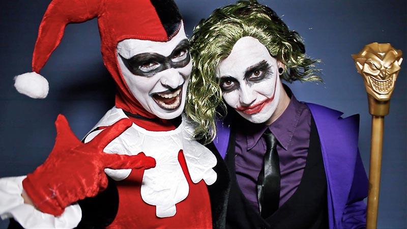 4893565fd Prepárate para el Escuadrón Suicida con disfraces de Joker