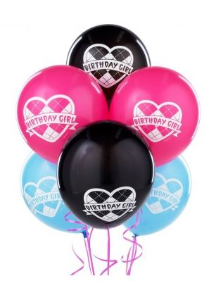 globos monster high
