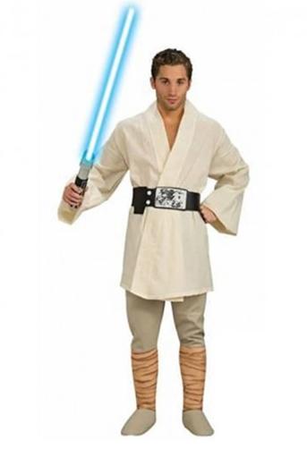 Disfraz de Luke Skywalker