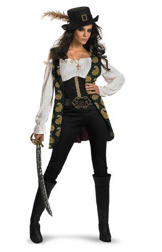 disfraz angelica piratas del caribe