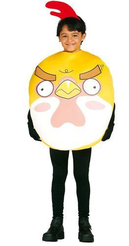 disfraz angry birds niño