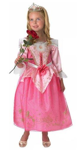 girl sleeping beauty costume