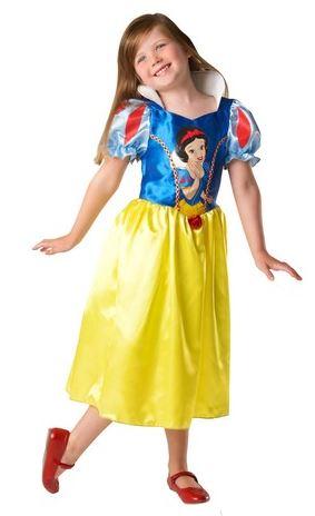 girl snow white travestimento