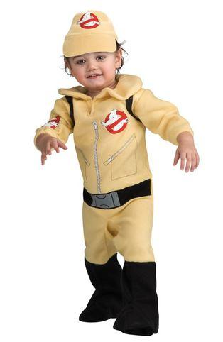disfraz cazafantasmas bebe