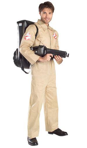 disfraz cazafantasmas hombre