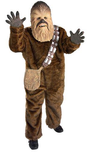 disfraz chewbacca niño