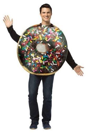 disfraz de donut