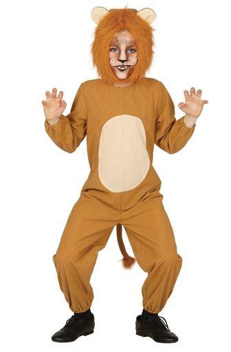 disfraz de leon niño