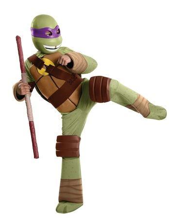 disfraz donatello tortugas ninja niño